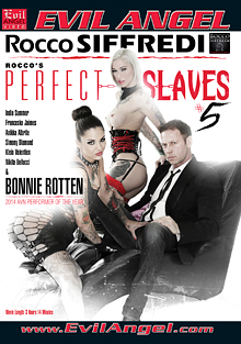 Rocco's Perfect Slaves 5 cover