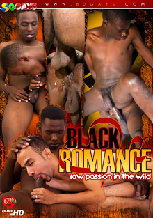 Black Romance cover