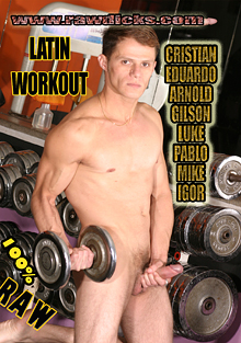 Latin Workout cover