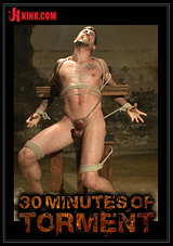 30 Minutes Of Torment: Straight Stud Casey More - The Chair - The Pit - The Water Chamber