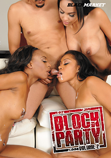 Block Party 2 cover
