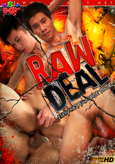 Raw Deal cover