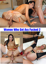 Women Who Get Ass Fucked 2