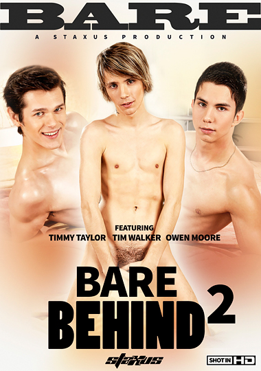 Bare Behind 2 cover