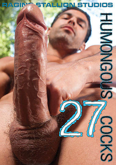 Humongous Cocks 27 cover
