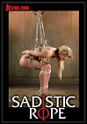 Sadistic Rope: Hot Blonde With Big Tits In Brutal Predicament Bondage
