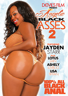 Angelic Black Asses 2 cover