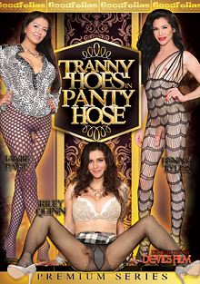 Tranny Hoes In Panty Hose cover