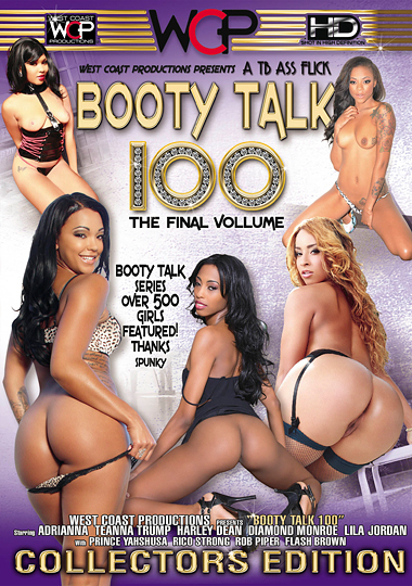 Booty Talk 100 cover