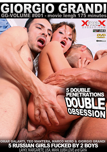 Double Obsession cover