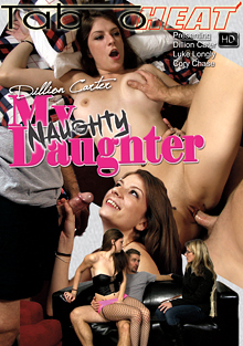 My Naughty Daughter cover