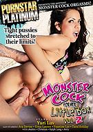 Monster Cock For Her Little Box 2