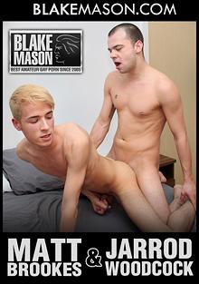 Matt Brookes And Jarrod Woodcock cover
