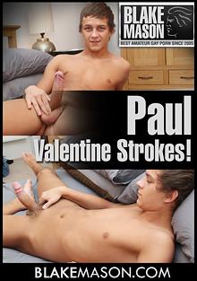Paul Valentine Strokes cover