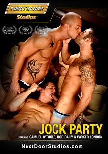 Jock Party cover