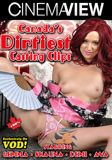 Canada's Dirtiest Casting Clips cover