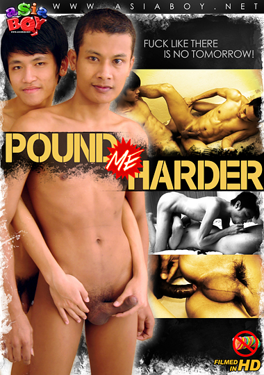 Pound Me Harder cover