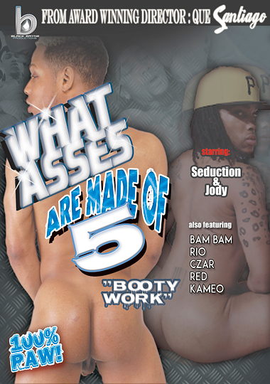 What Asses Are Made Of 5: Booty Work cover