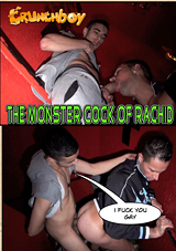 The Monster Cock Of Rachid