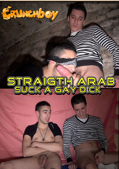 Straight Arab Suck A Gay Dick cover