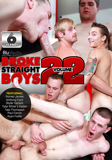 Broke Straight Boys 22 cover