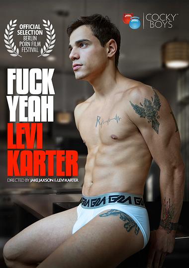 Fuck Yeah Levi Karter cover