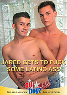 Jared Gets To Fuck Some Latino Ass