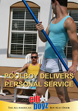 Poolboy Delivers Personal Service