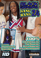 Black Cheerleader Gang Bang 24