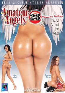 Amateur Angels 28 cover