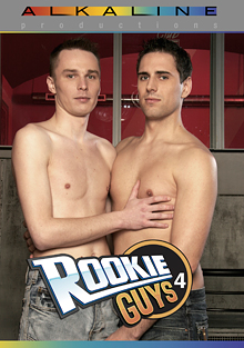 Rookie Guys 4 cover