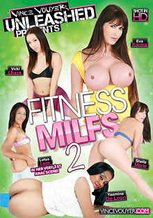 Fitness MILFS 2 cover