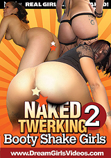 Naked Twerking 2 Booty Shake Girls