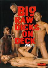 Big Raw Dicks On Deck