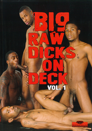 Big Raw Dicks On Deck cover
