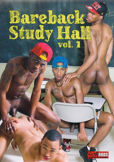 Bareback Study Hall cover