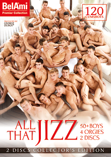 All That Jizz cover