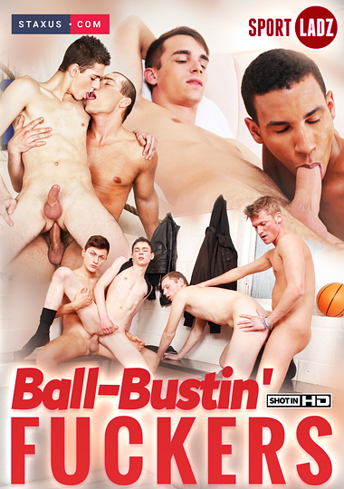 Ball-Bustin' Fuckers cover
