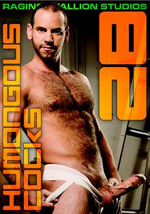 Humongous Cocks 28 cover