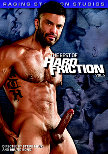 The Best Of Hard Friction 5 cover