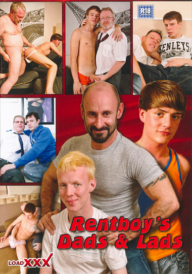 Rentboy's Dads And Lads cover