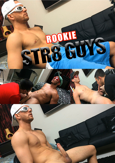 Rookie Str8 Guys cover