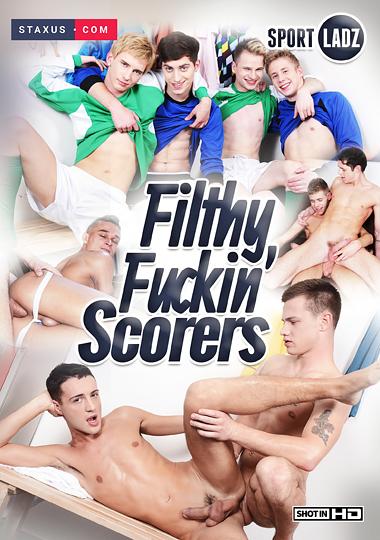 Filthy, Fuckin Scorers cover