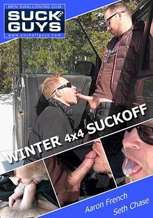 Winter 4x4 Suck Off cover