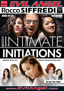Rocco's Intimate Initiations cover