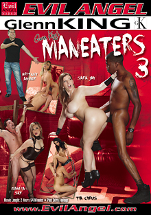 Maneaters 3 cover