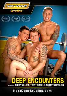 Deep Encounters cover