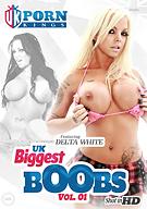 UK Biggest Boobs