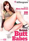 British Butt Babes