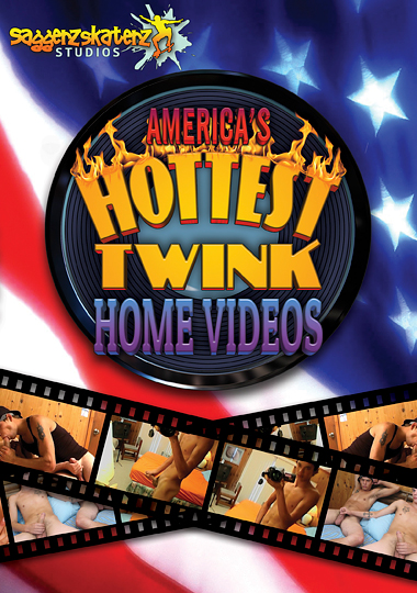 America's Hottest Twink Home Videos cover
